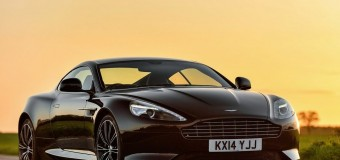 Aston Martin DB9 Carbon Edition 2015 Model