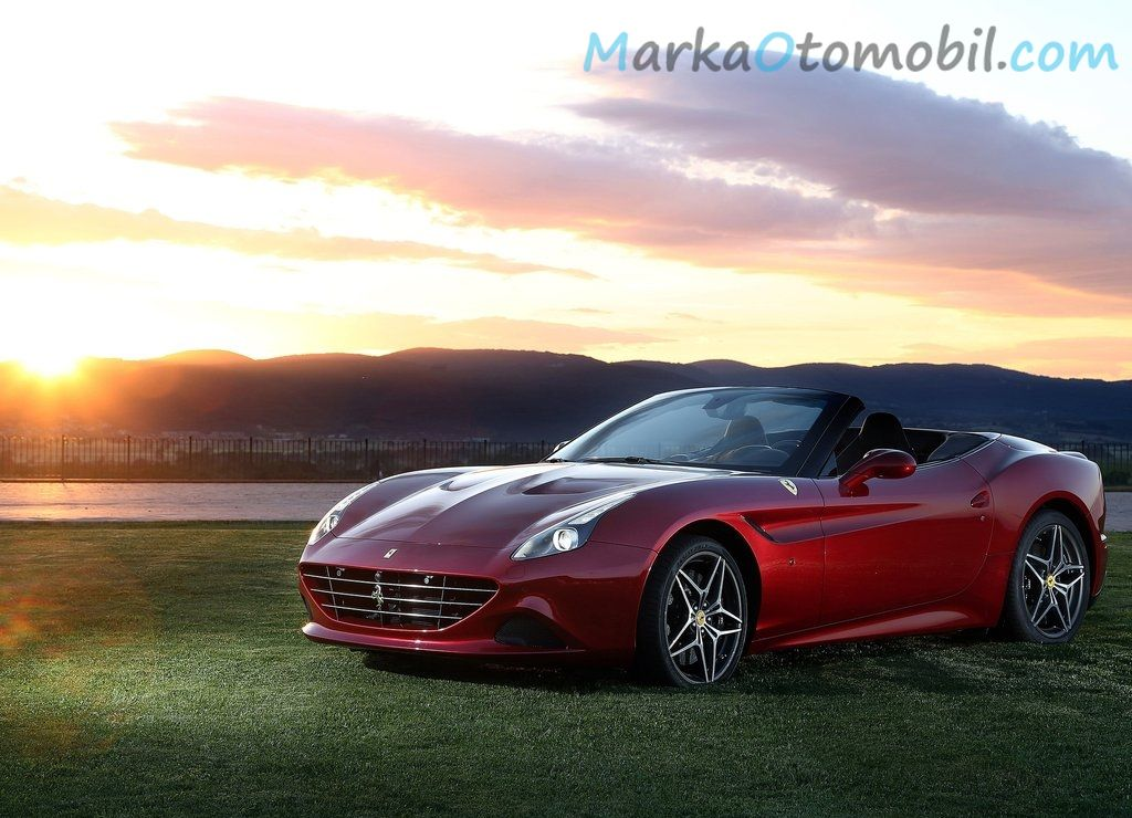 Ferrari California T 1