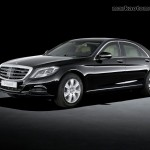 Mercedes-Benz S600 Guard (2015 Model)