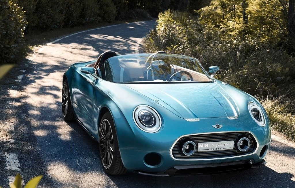 Mini Superleggera Vision Concept 2014-01