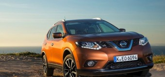 Nissan X-Trail 2014 Model