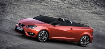Seat Ibiza Cupster Concept 2014 Model