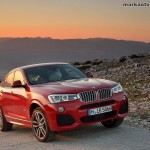 Yeni Kasa BMW X4 2015 Model