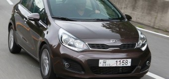 Kia Rio Hatchback 2012 Model İnceleme